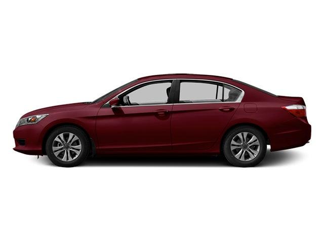 2014 Honda Accord 4dr I4 CVT LX PZEV in Plattsburgh, NY | Honda Accord ...