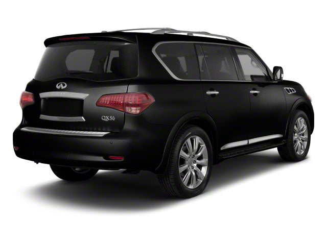 2012 infiniti qx56 7 passenger in plattsburgh ny. Black Bedroom Furniture Sets. Home Design Ideas