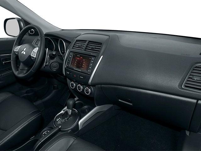 2013 Mitsubishi Outlander Sport Information Image Credit