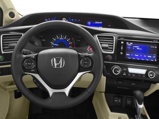 2015 Honda Civic Sedan 4dr CVT EX-L