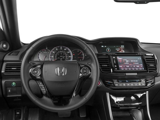 2016 Honda Accord Coupe 2dr V6 Auto Ex L