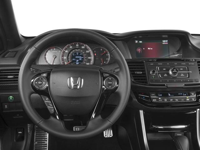 2016 Honda Accord Sedan 4dr I4 Cvt Sport W Sensing In Plattsburgh Ny