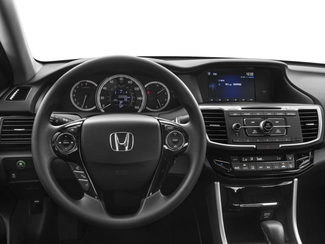 Honda Accord Sedan >> 2016 Honda Accord Sedan 4dr I4 Cvt Lx In Plattsburgh Ny Honda