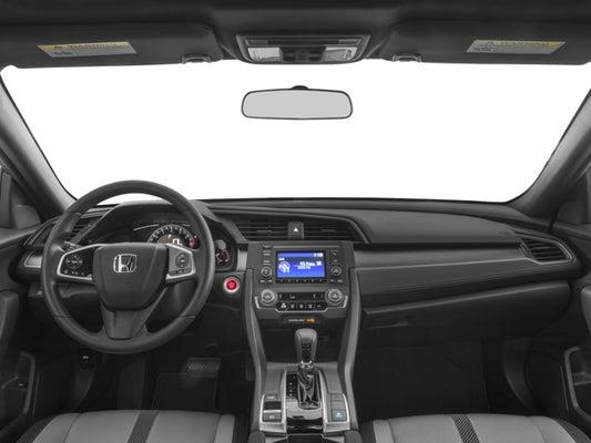 2017 Honda Civic Coupe Lx P Cvt In Plattsburgh Ny Della Mitsubishi